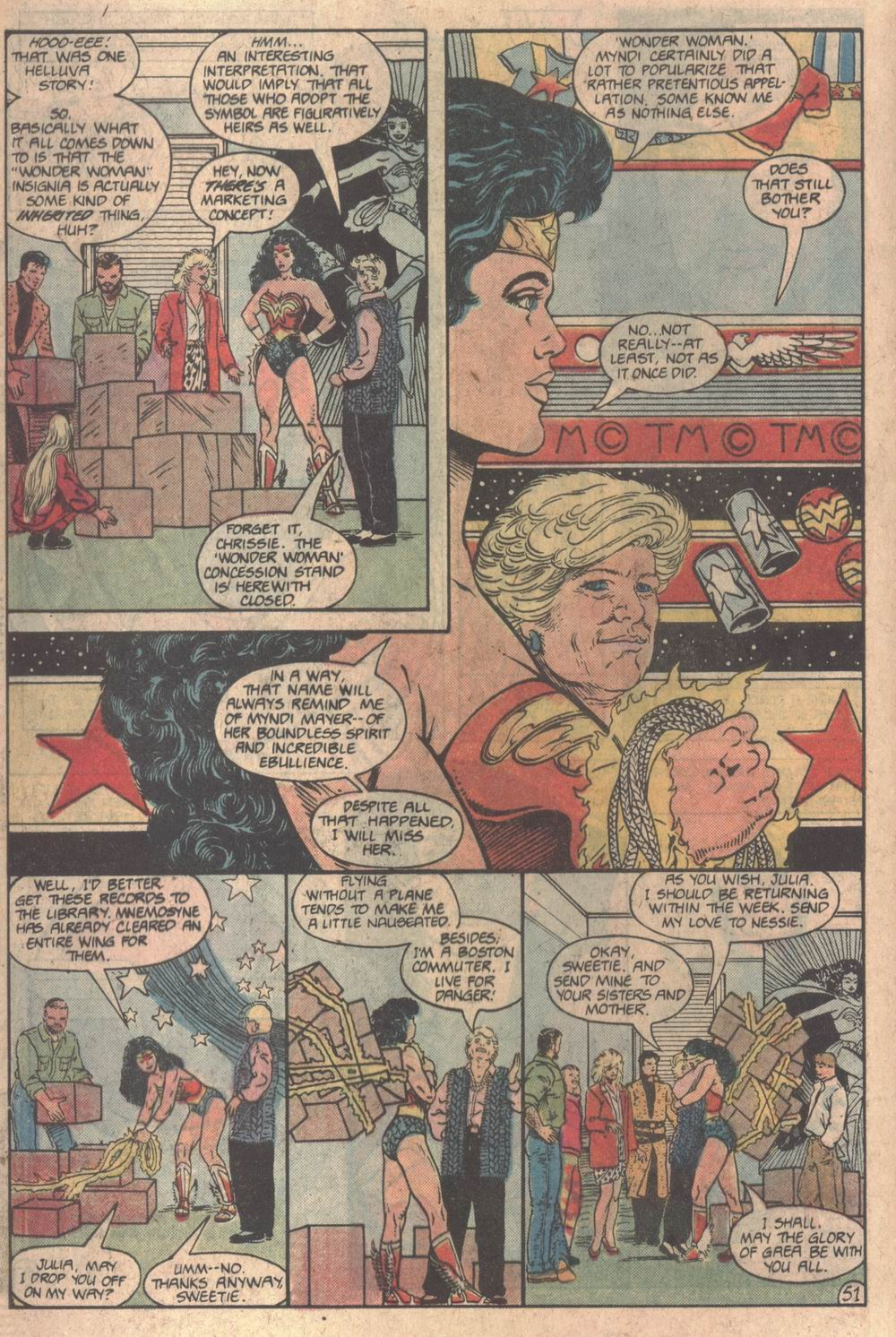 Read online Wonder Woman (1987) comic -  Issue # Annual 2 - 52