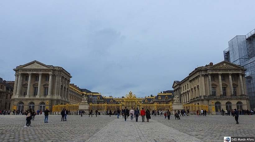 Palácio de Versalhes - O que fazer em Paris: principais pontos turísticos