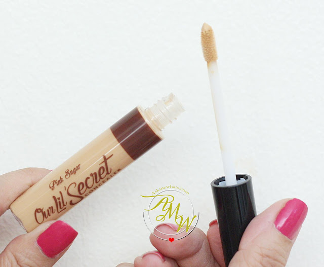 a photo of Pink Sugar Our Lil' Secret Concealer_askmewhats