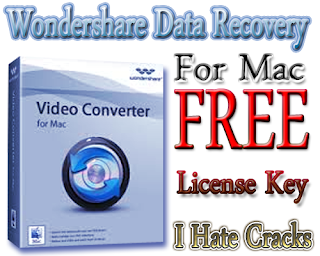 Wondershare Data Recovery for MAC Free Download With Legal License Key (Giveaway)
