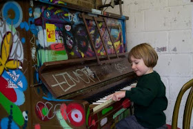 Herne Hill community piano