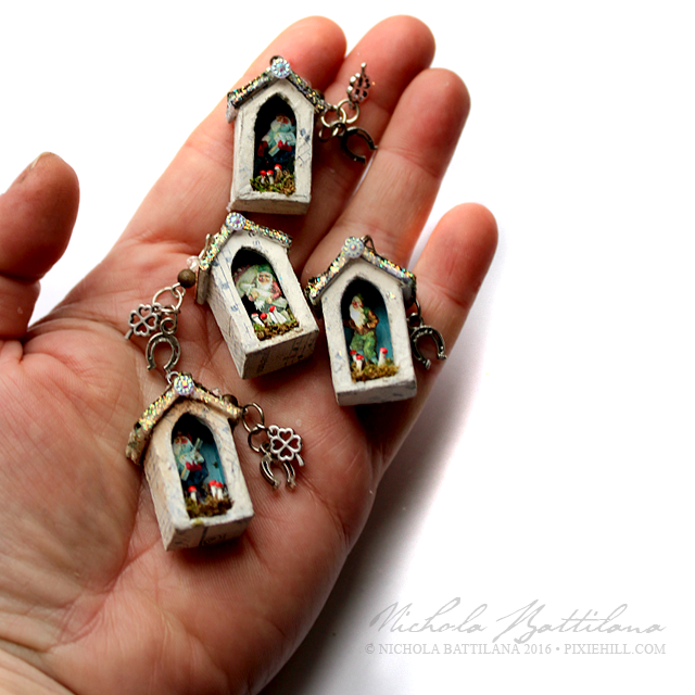 Tiny Gnome Luck Charms - Nichola Battilana