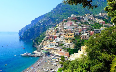 Positano Amalfi Coast Italy Costiera Amalfitana