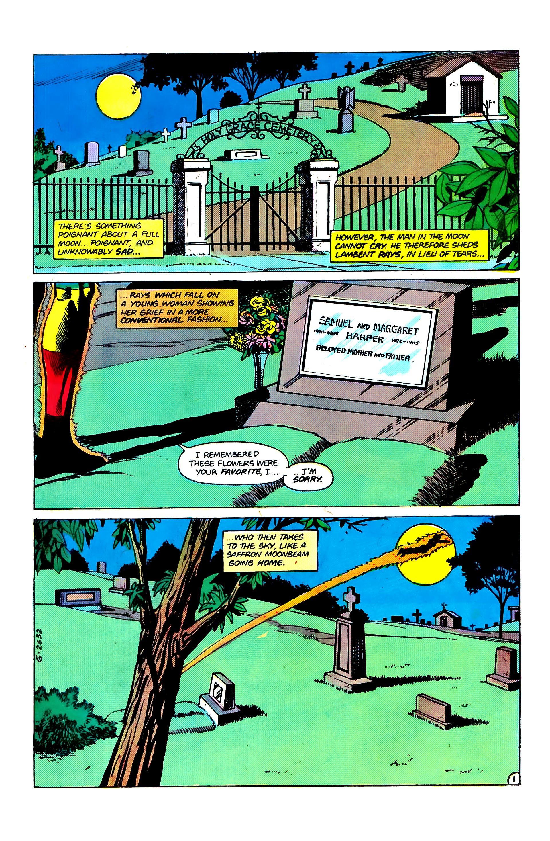 Read online Secret Origins (1986) comic -  Issue #6 - 27