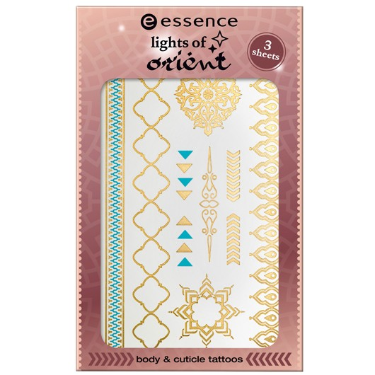 Essence Lights of Orient trend edition
