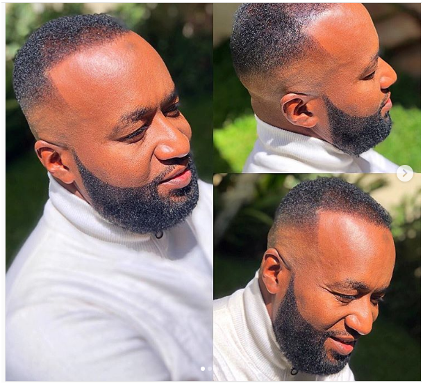 Joho Seeks The Services Of A Congolese Barber, See His -4176