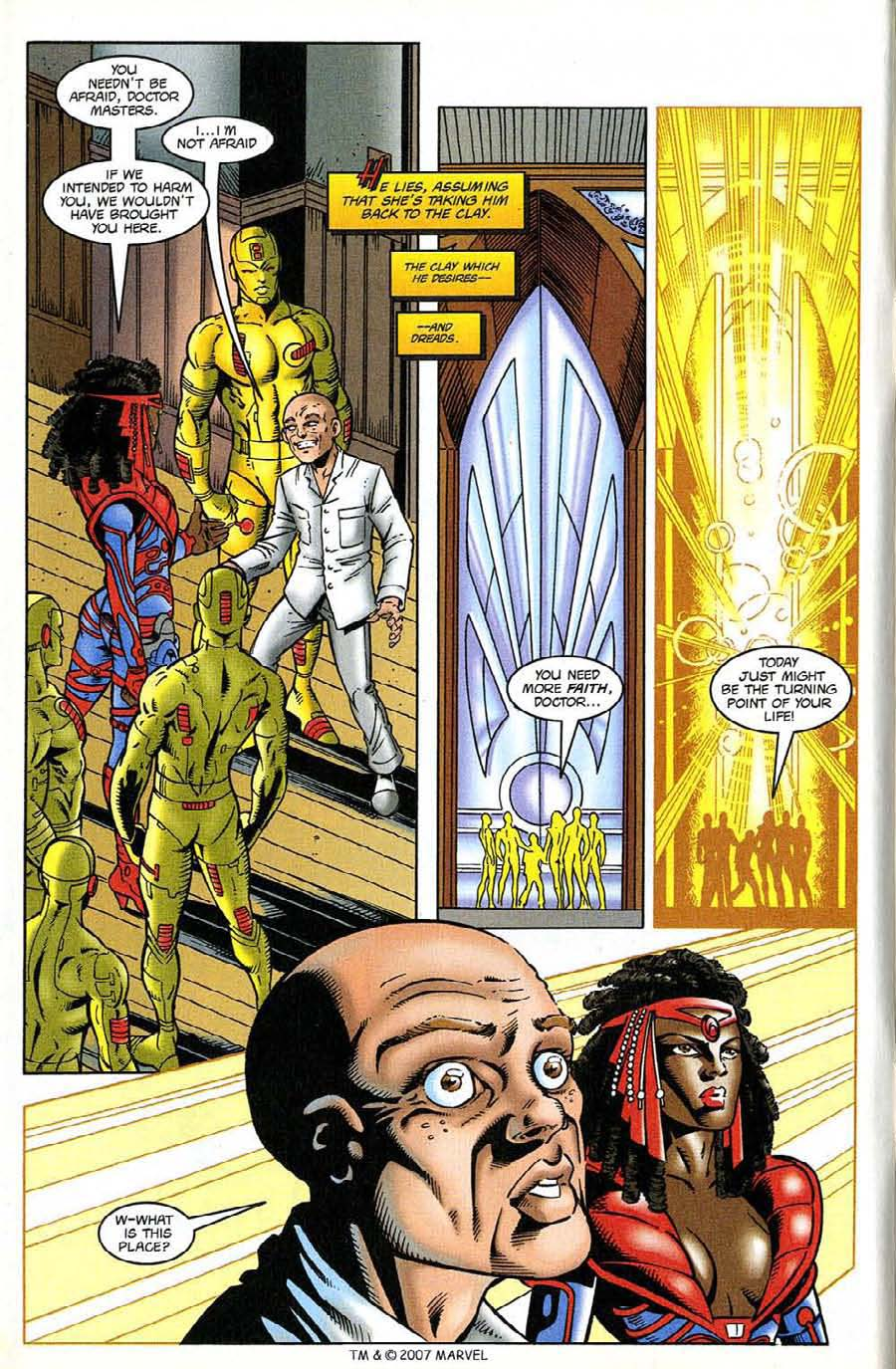 Read online Silver Surfer (1987) comic -  Issue #132 - 6