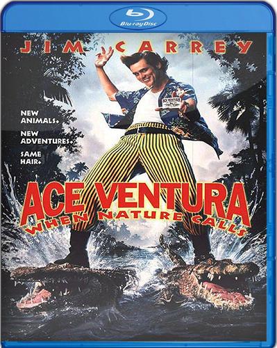 Ace Ventura: When Nature Calls [1995] [BD25] [Latino]