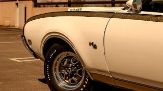 1969 Oldsmobile Cutlass H O Exterior 01
