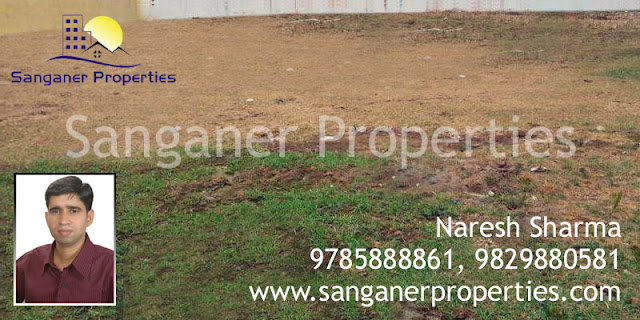 Commercial Land for sale in Sanganer