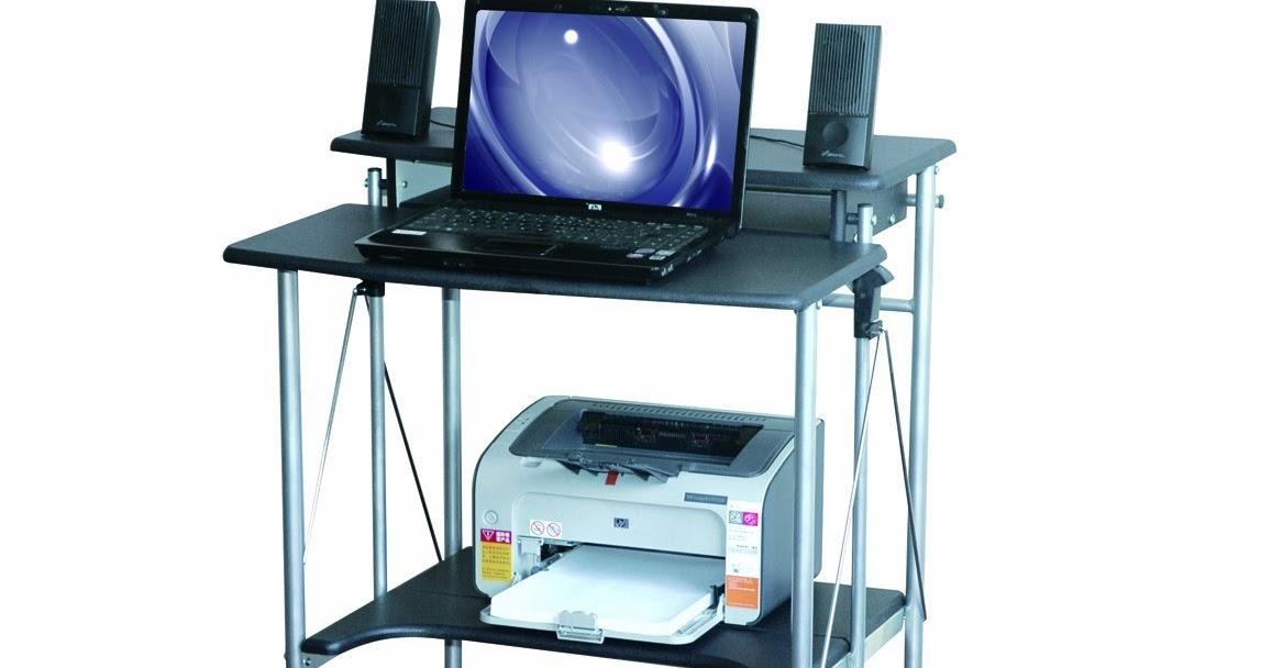 Portable Folding Writing And Computer Desk Folding