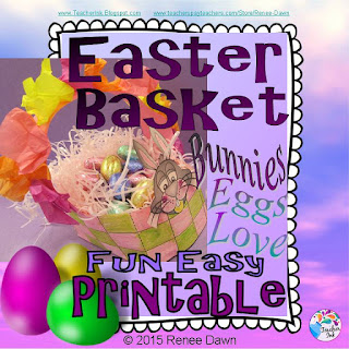 https://www.teacherspayteachers.com/Product/Easter-Basket-1783450