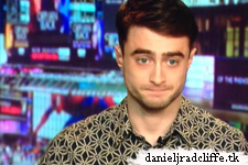 Updated: TCA press tour: Daniel Radcliffe via satellite (A Young Doctor's Notebook series 2)