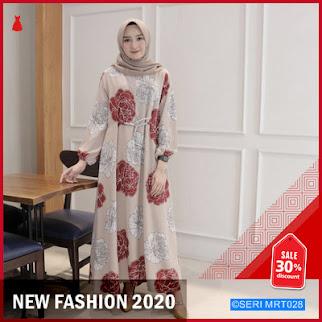 MRT028S147 Sabiya Maxi Dress Terbaru Kekinian BMGShop