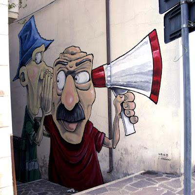 urka street art mosciano