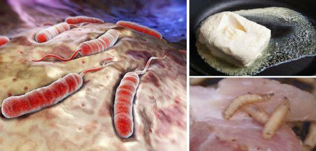 10 Makanan Ini Mengandung Racun Paling Berbahaya