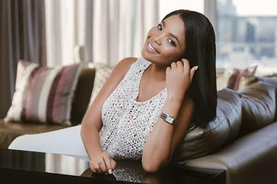 South African Actress Terry Pheto Invited To France By Longines