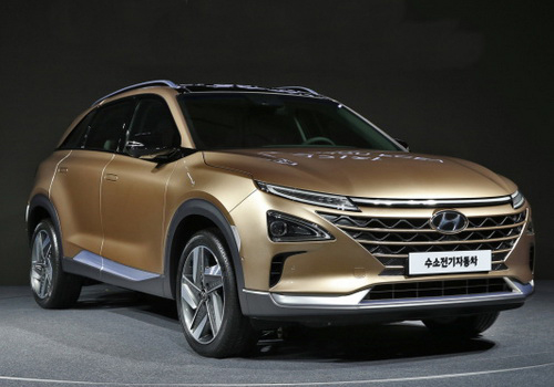 Tinuku Hyundai launches the Next-Generation FCEV