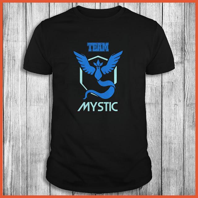 Team Mystic - Pokemon GO T-Shirt