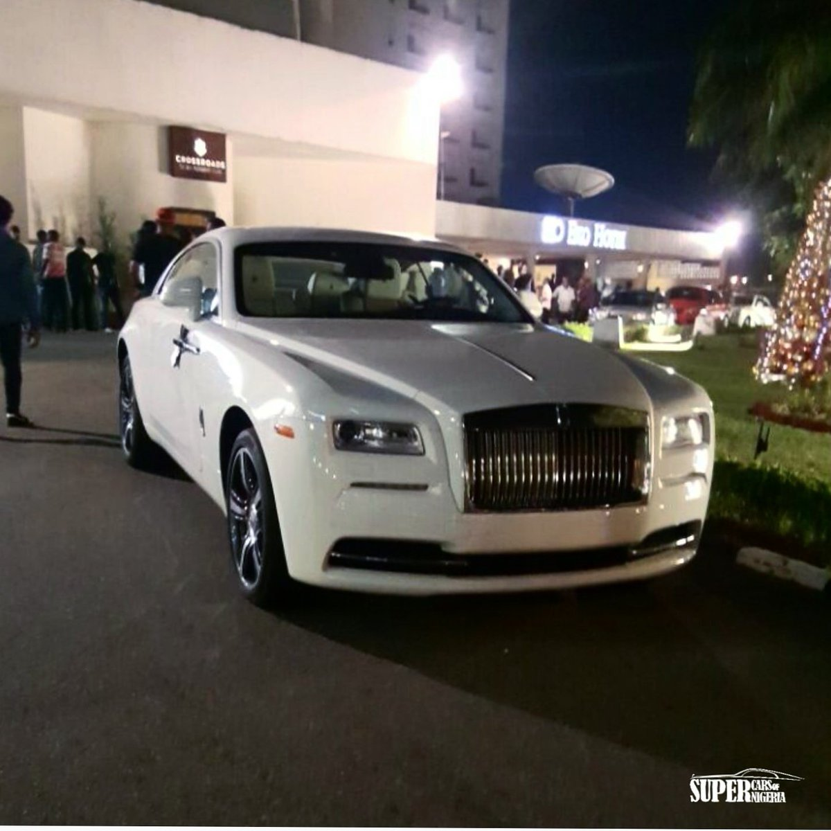 2016 Rolls Royce Wraith Camshaft: Check Out These Supercars Of Nigeria! (photos)