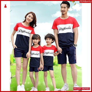 AKC051F177 Family Couple Baju Anak 051F177 Kaos Couple BMGShop