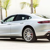 2017 Porsche Panamera Turbo :  Holding the Panamera Turbo up to Porsche's sports cars exposes its true nature.