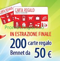 Logo Concorso Pulito Vincente e vinci 200 Buoni spesa da 50 euro