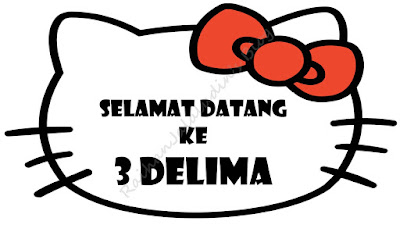 Carta Kelas - Tema Hello Kitty (Editable)