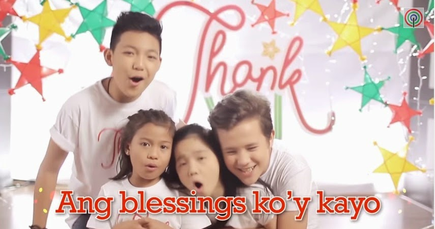 The Voice Kids ABS-CBN Christmas Station ID 2014