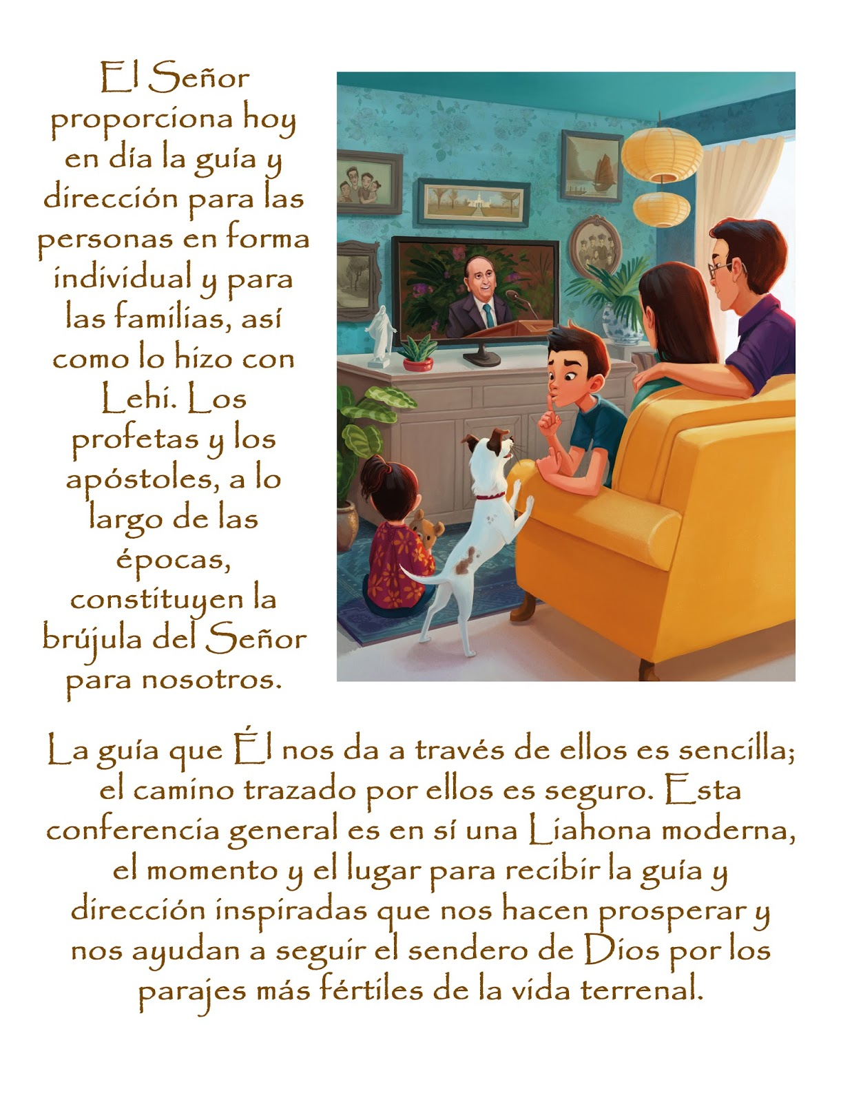 Family and Arts.: Conferencia General: Kit para imprimir