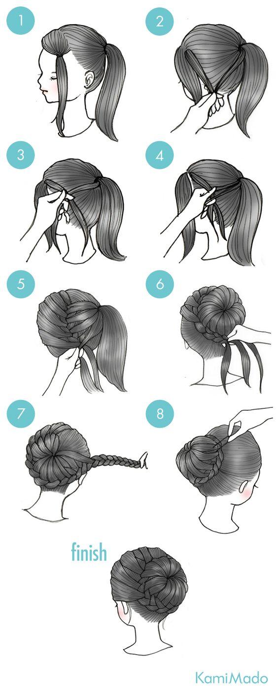 braid hairstyle idea
