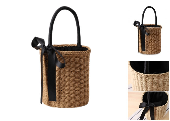 3504c2cd5e015 Basket- perfect bag for Easter ) I would not be wearing anything at all.  However