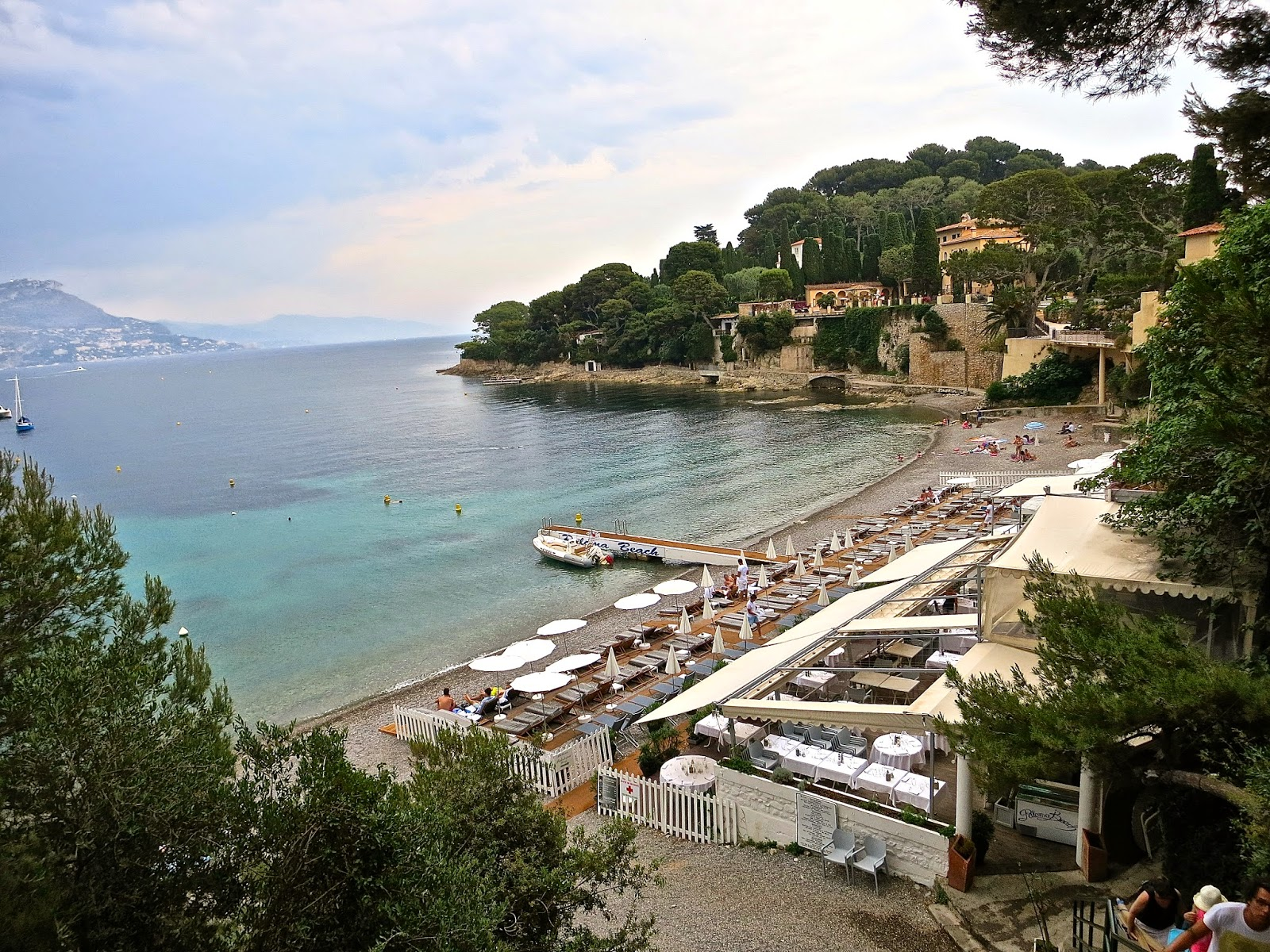 Paloma Beach St Jean Cap Ferrat France Top Tips Before You Go
