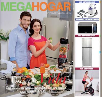 catalogo megahogar 2016 pv