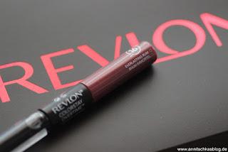Review: REVLON ColorStay Overtime Lipcolor 370 - www.annitschksablog.de
