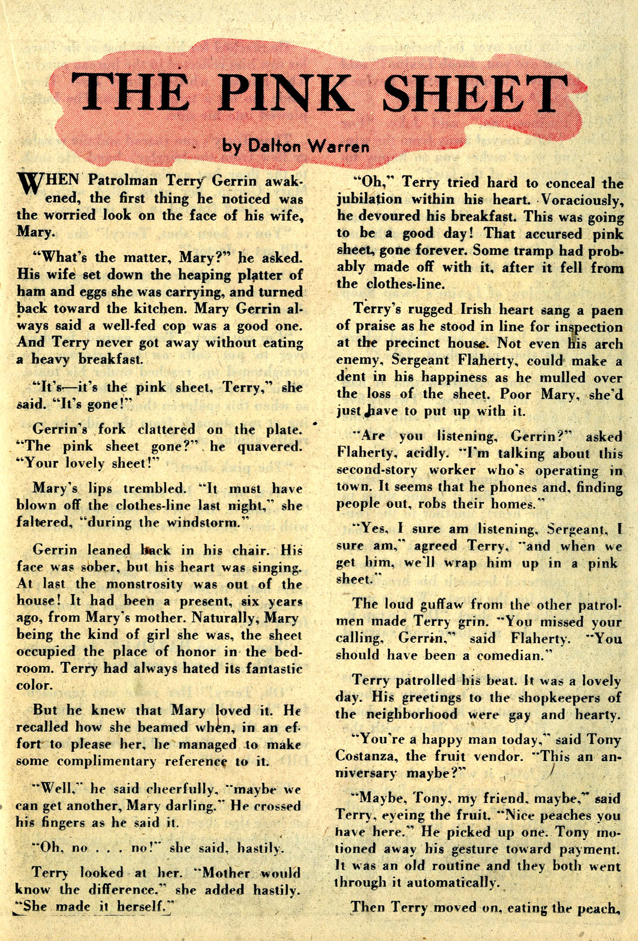 Read online Detective Comics (1937) comic -  Issue #121 - 31