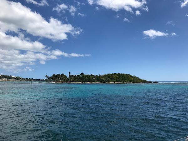 L'île de la Guadeloupe