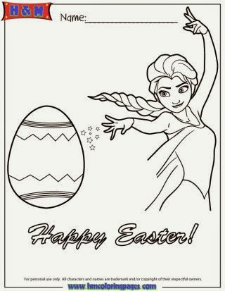 Shine Kids Crafts: Easter Free Printable Coloring Pages ...