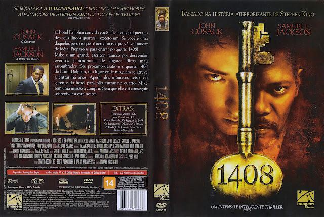 Capa DVD 1408