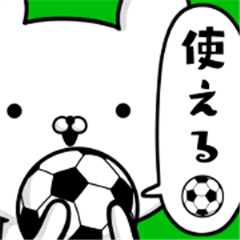 Sticker for soccer enthusiasts 12