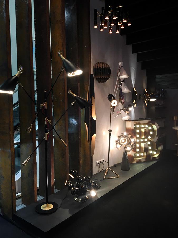 Lampen Internationalen Möbelmesse imm2017 in Köln mit Herstellern wie String, Vita, Bloomingville,Cane-line und Carolijn Slottje