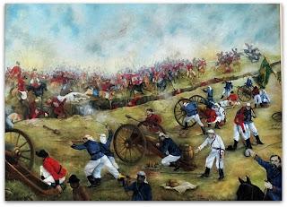 Museu Mallet, Santa Maria (RS) - Batalha de Tuiuti, Guerra do Paraguai