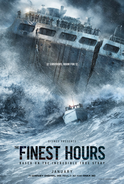 The Finest Hours กู้ภัยกลางทะเลลึก [HD][พากย์ไทย]