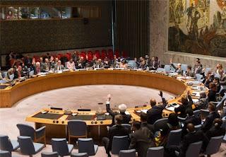 Συμβούλιο Ασφαλείας του Οργανισμού Ηνωμένων Εθνών