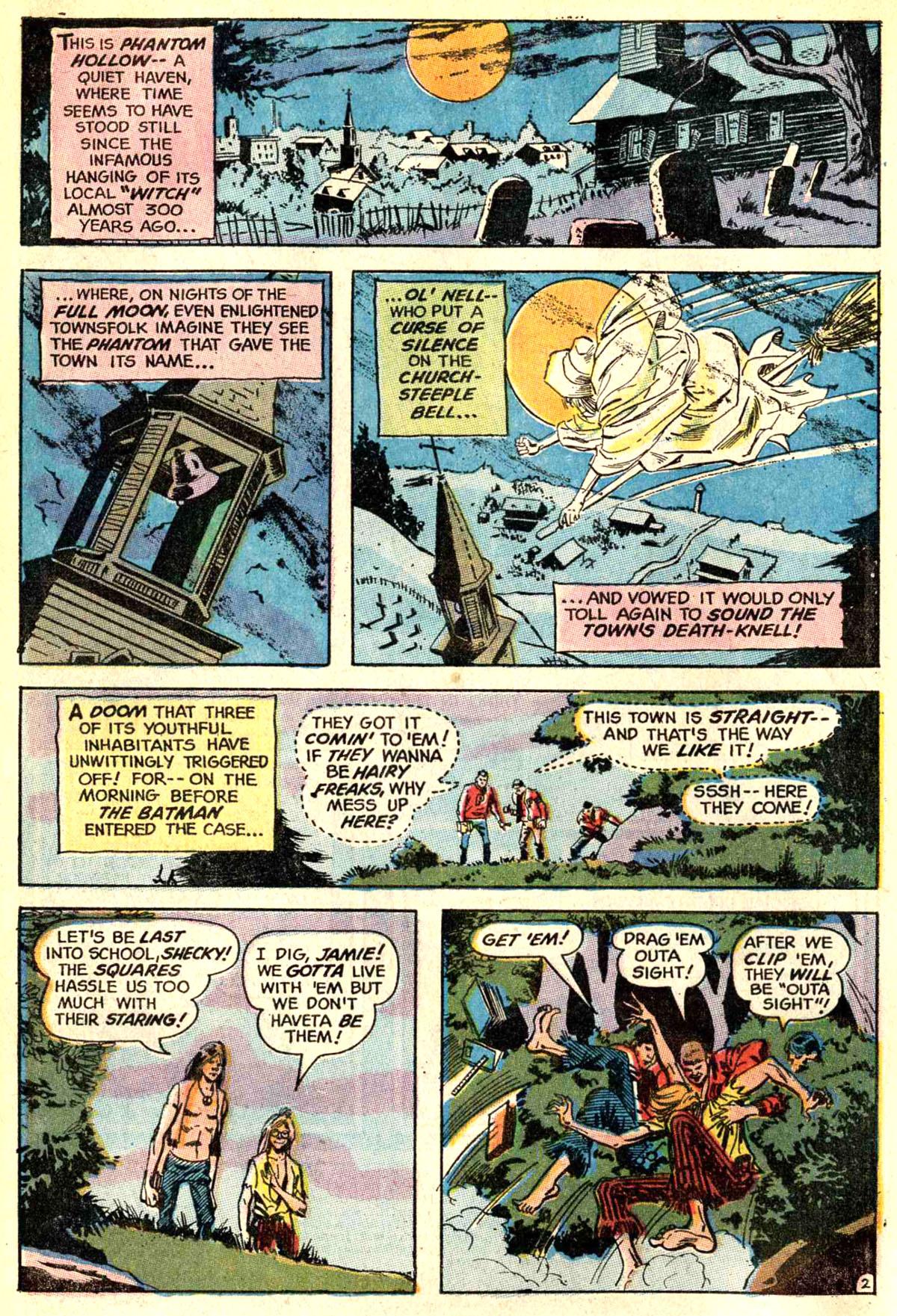 Detective Comics (1937) 413 Page 3