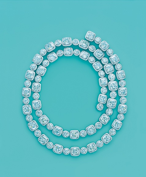 ac15d0fd9dc2 Tiffany   Co. celebrates its great heritage as a premier jeweler with the  2011-12 Blue Book Collection