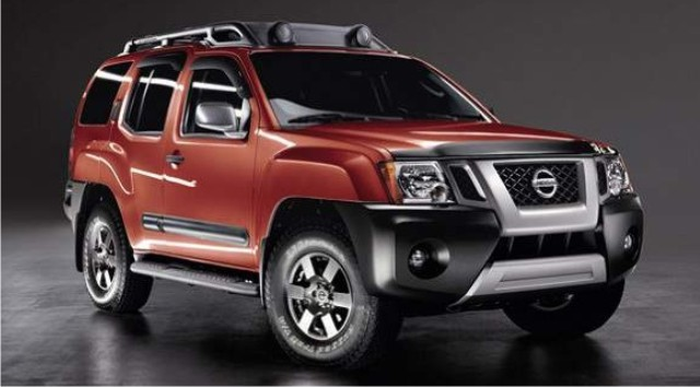 2018 nissan xterra redesign and release date cars news. Black Bedroom Furniture Sets. Home Design Ideas