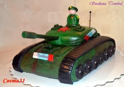 """блюда на 23 февраля, для детей, оформление тортов, торт для мужчины, торт на 23 февраля, торт """"Танк"""", торт военный, блюда военные, торт для мальчика, рецепты мужские, рецепты на День Победы, рецепты армейские, армия, техника, торты для военных, торты """"Транспорт"""", торты армейские, торты на День Победы, рецепты для мужчин, торты праздничные, рецепты праздничные,Как сделать торт «Танк» из кондитерской мастики 23 февраля http://prazdnichnymir.ru/ пошаговое приготовление"""