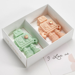 Belgian Chocolate Robots