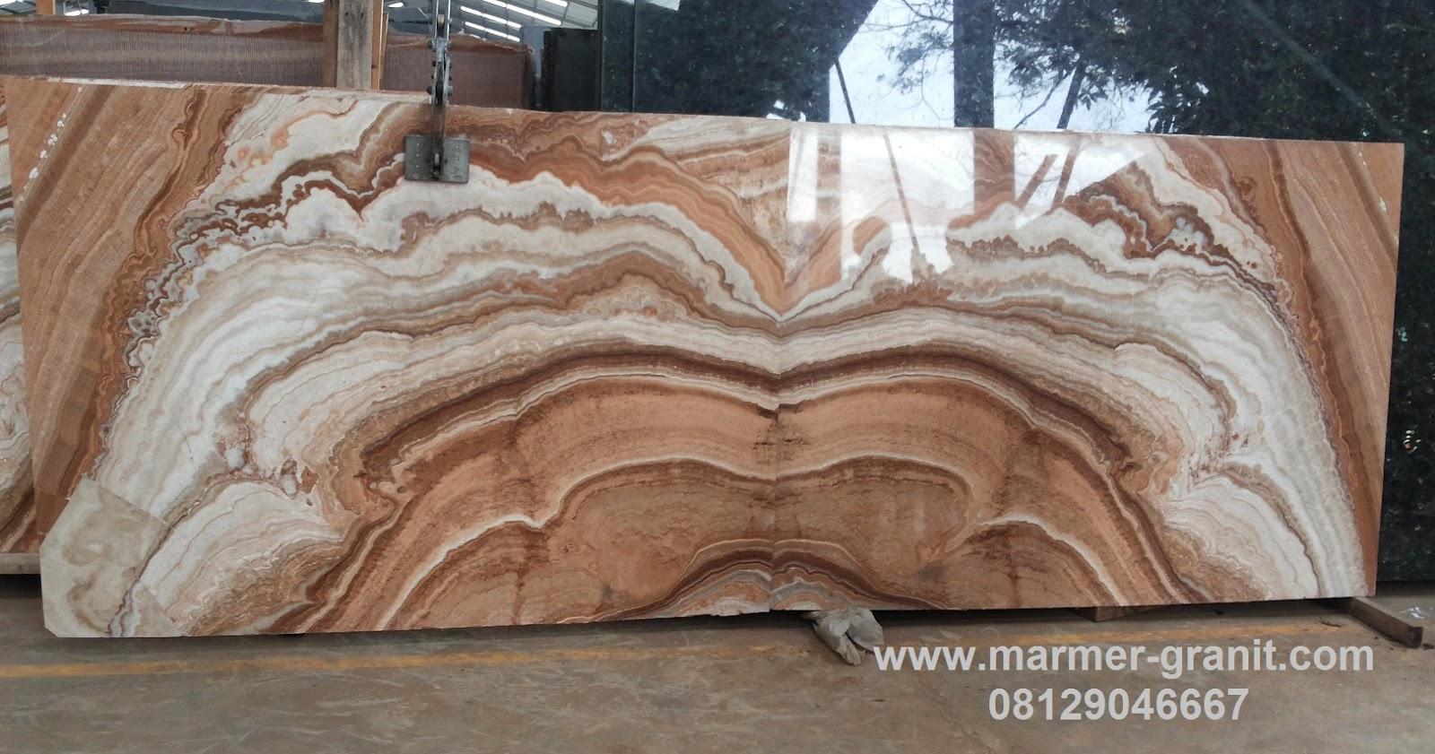 Onyx ~ Marble Granite